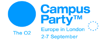 Campus Party Europe London 2013